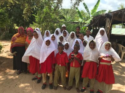 Incentive Program for Tchundwa Primary School Students