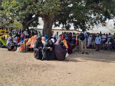 Tchundwa Asili Initiative Volunteers Lead Education Campaign